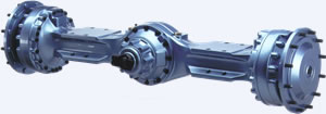 construction axles