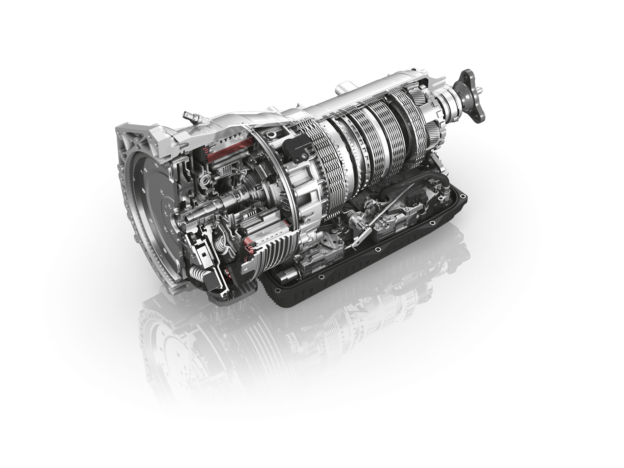 Zf S Newesy Hybrid Transmission For The New Bmw X5